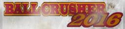 Baseball Bat - Ballcrusher 2016 logo