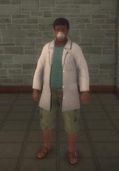 Drugtech - black - character model in Saints Row 2