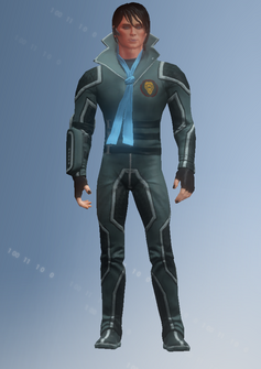 Matt Miller - jumpsuit - character model in Saints Row IV