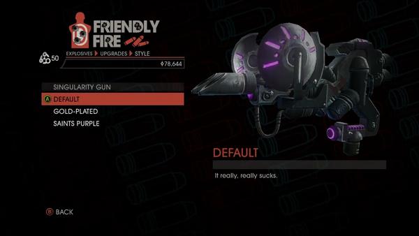 Weapon - Explosives - Black Hole Launcher - Singularity Gun - Default