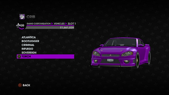 Gang Customization in Saints Row The Third - Torch