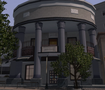 Impressions - Nob Hill - exterior in Saints Row