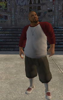 Los Carnales male Thug2-01 - h03 - character model in Saints Row