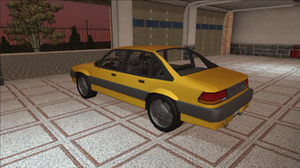 Saints Row variants - Capshaw - vk01 - rear left
