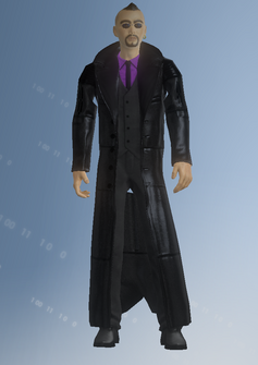 Donnie - super powered - character model in Saints Row IV