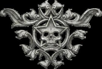 Lucadores wall logo