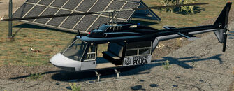 Oppressor - Police variant in Saints Row The Third - front left