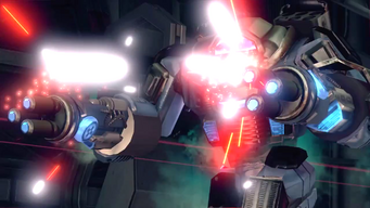 Saints Row IV Announce Teaser - mech