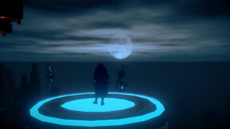 Simulation Override 1 - Default sky