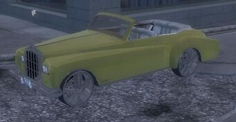 Baron - front left in the Garage in Saints Row 2