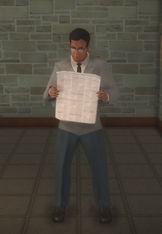 Business male - business male paper preset - character model in Saints Row 2