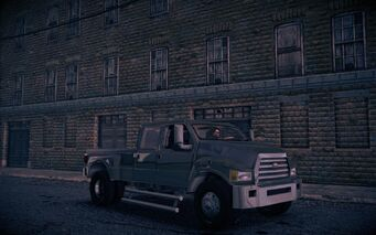 Compensator - front right in Saints Row IV