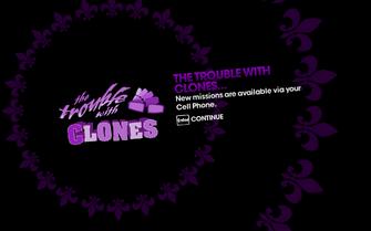 DLC unlock SRTT - The Trouble with Clones...