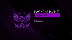 Hack the Planet Complete