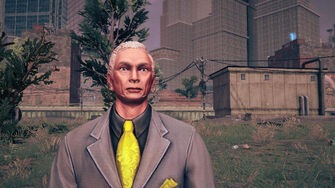 Kazuo Akuji Saints Row IV Appearance