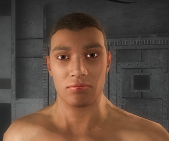 Playa Saints Row 2 default Hispanic Male