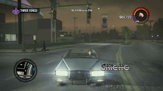 Stiletto - front in Saints Row 2