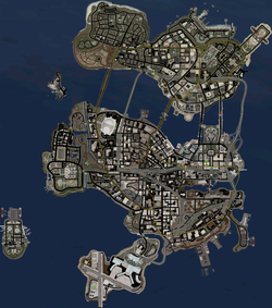 Barnstorming - map locations in Saints Row 2