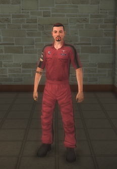 Donnie - character model in Saints Row 2