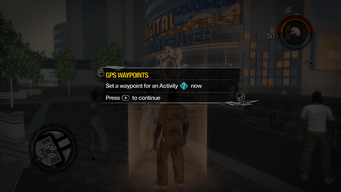 GPS Waypoint tutorial in Saints Row 2