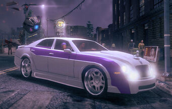 Infuego - Saints variant in Saints Row IV