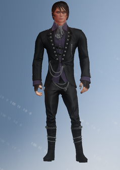 Matt Miller - white house - character model in Saints Row IV