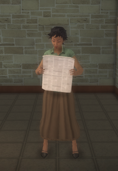 Middle-aged female gen - mid-aged female paper preset - character model in Saints Row 2