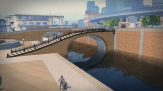 Saints Row Canals