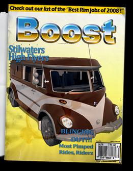 Topher - Chop Shop magazine