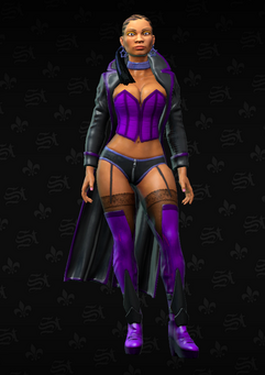 Gang Customization - Morning Star 2 - Zoey - in Saints Row The Third