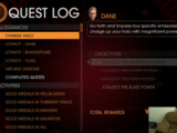 Quests in Saints Row: Gat out of Hell