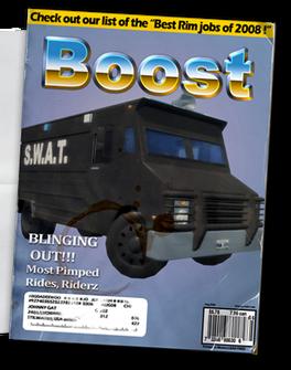 Peacekeeper - Chop Shop magazine