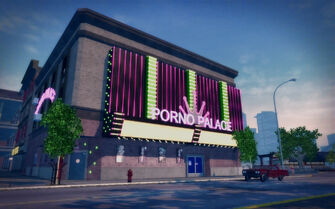 Rebadeaux in Saints Row 2 - Porno Palace