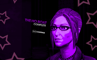 The Ho Boat complete