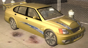 Eiswolf - front right in Saints Row 2