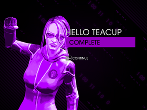 Hello Teacup - complete