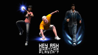 Hey Ash Whatcha Playin Pack