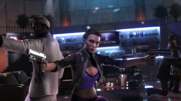 Shaundi in the Saints Row The Third Power CG trailer