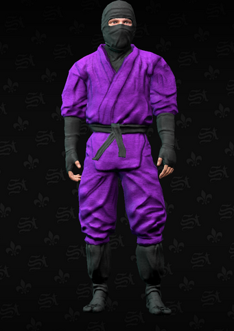 Gang Customization - Ninja - in Saints Row The Third