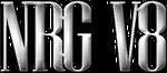 NRG V8 logo