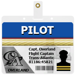 SR2 Badge Pilot