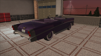 Saints Row variants - Hollywood - ClassicPurple3 - rear right
