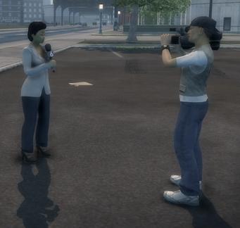 Action Node - Reporter