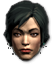 Homie icon - Tammy in Saints Row The Third