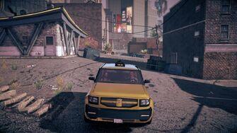 Kayak Taxi - front