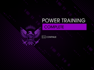 Power Training - complete