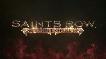 Saints Row Gat out of Hell title