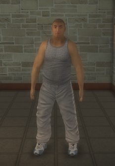 Gyros - asian generic - character model in Saints Row 2