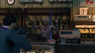 Hold Ups - Friendly Fire in Saints Row The Third