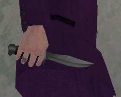 Knife in Saints Row